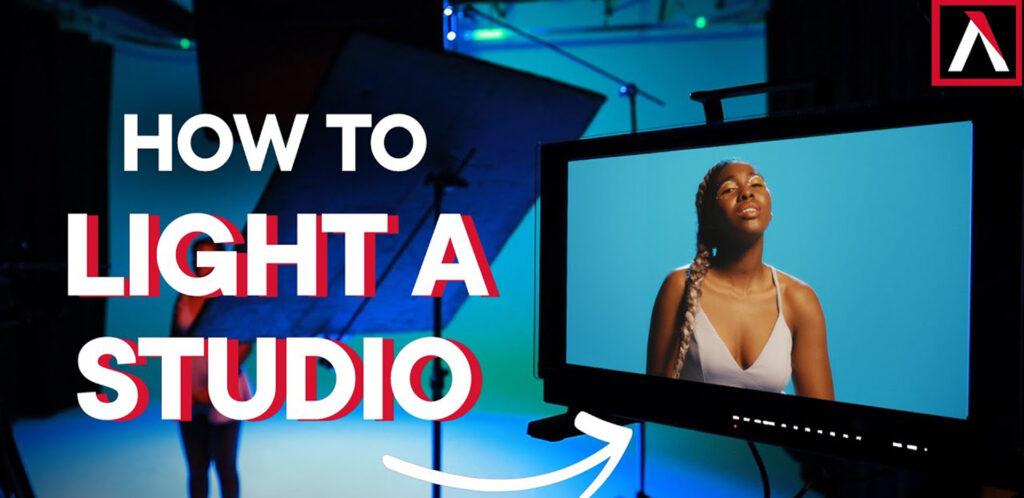 How to Light a Studio