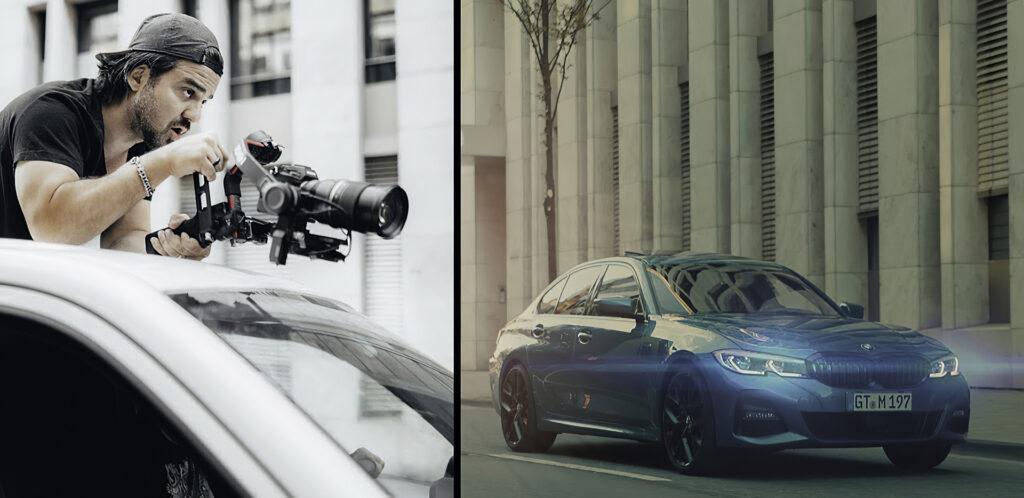 Sean Alami $50 Car Commercial Video Tutorial