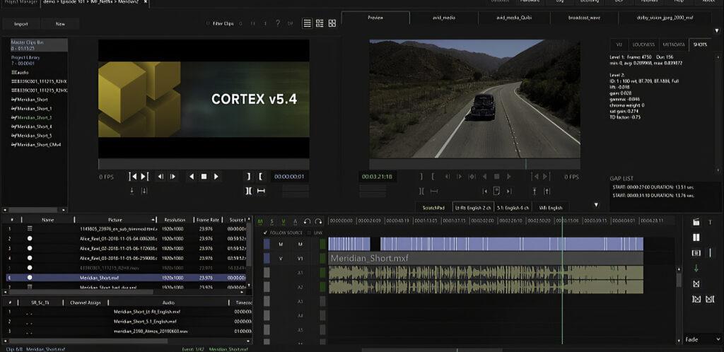 CORTEX v5.4
