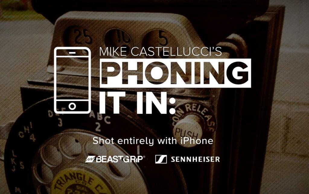 Sennheiser MKE 400 Embraced by Mobile Journalism Pioneer, Michael Castellucci