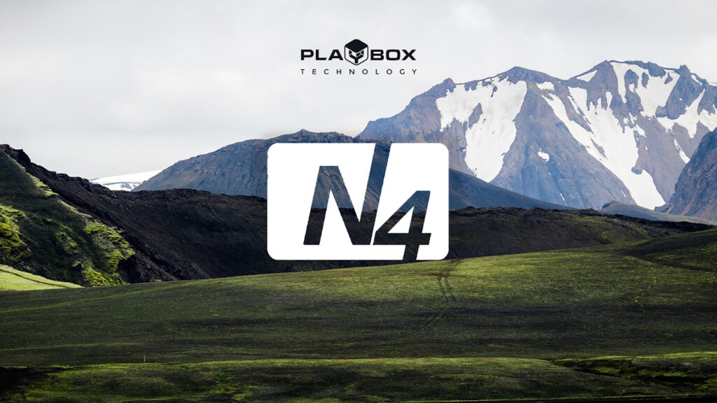 N4 Chooses PlayBox Technology Channel-In-A-Box