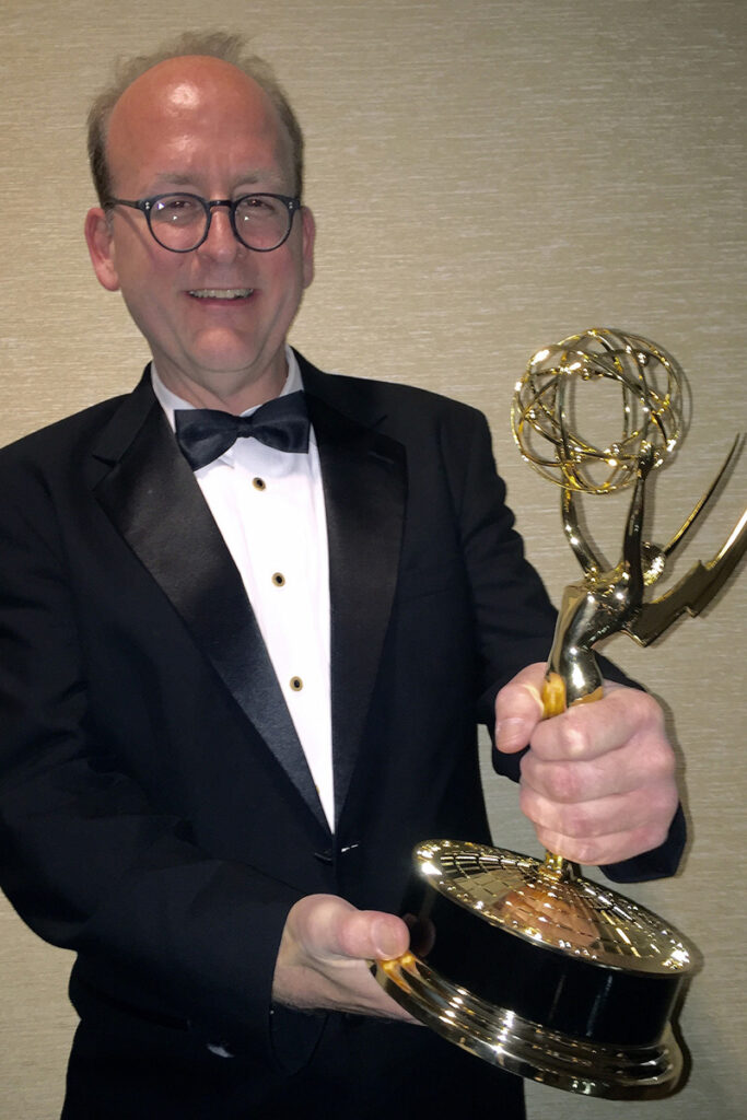 Todd Masters and MASTERSFX Win Third Emmy Award in Category Outstanding Special Effects Costumes, Makeup