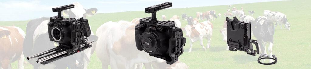 Now Shipping Wooden Camera Accessories forBlackmagic Pocket Cinema Camera 6K Pro