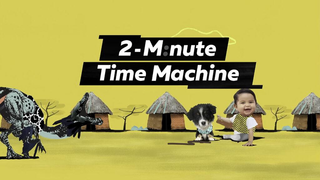 bien 2 Minute Time Machine