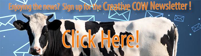 Creative COW Newsletter