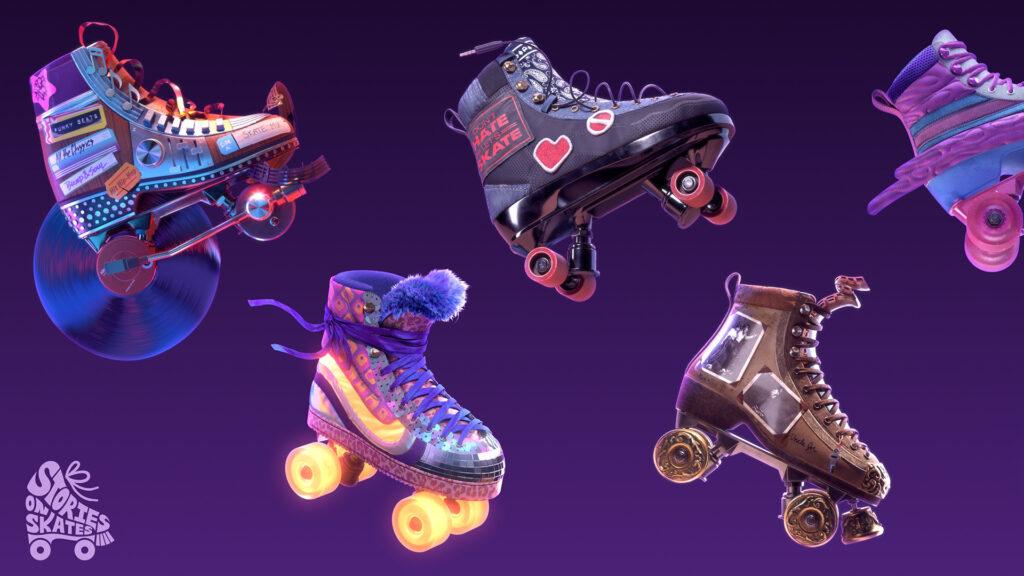 Adobe Stories on Skates
