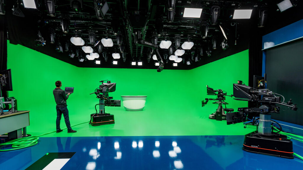 Arri Lightnet Broadcast Studio Thomas Kierok
