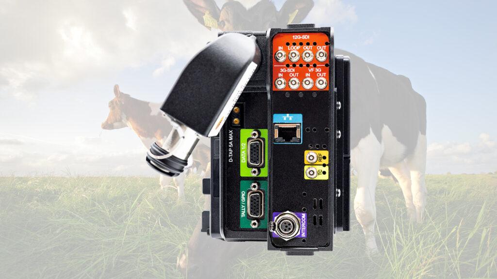 MultiDyne SilverBack Fiber Camera Adapter