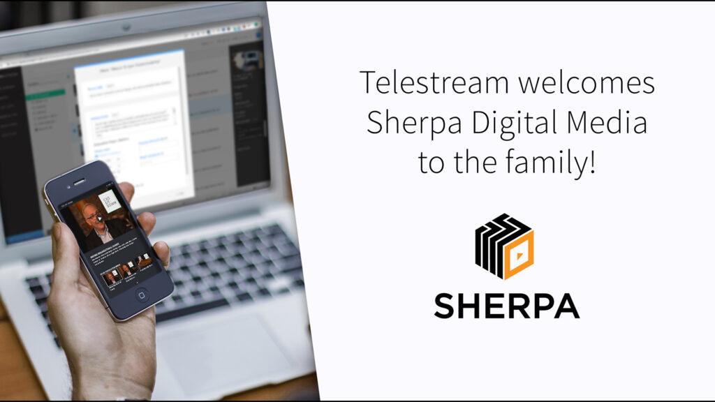 Telestream Acquires Sherpa