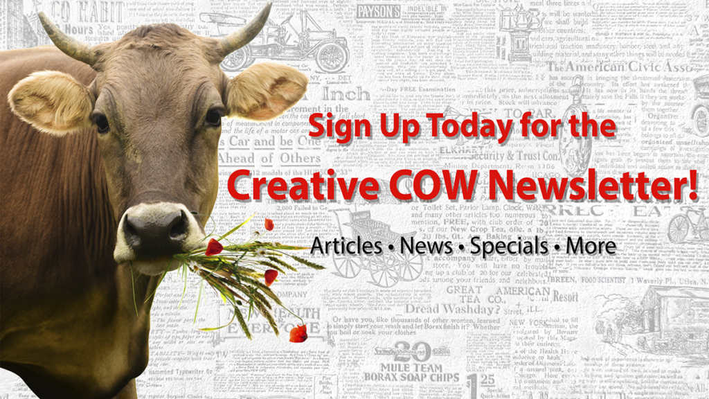 This image has an empty alt attribute; its file name is Newsprint_Cow_Newsletter_Depositphotos_21902427_1200-1024x576.png