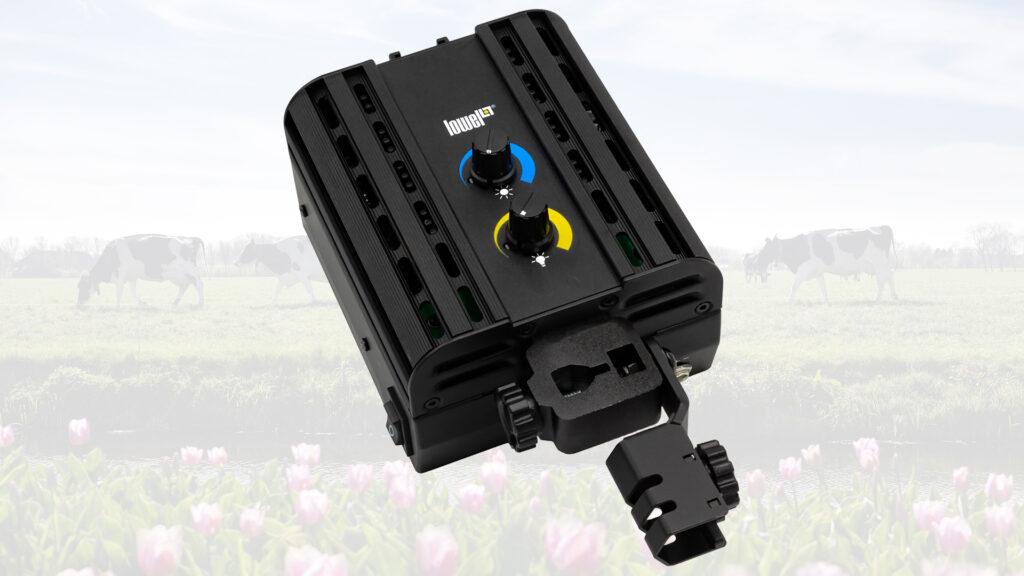 Blender XL Back Controls