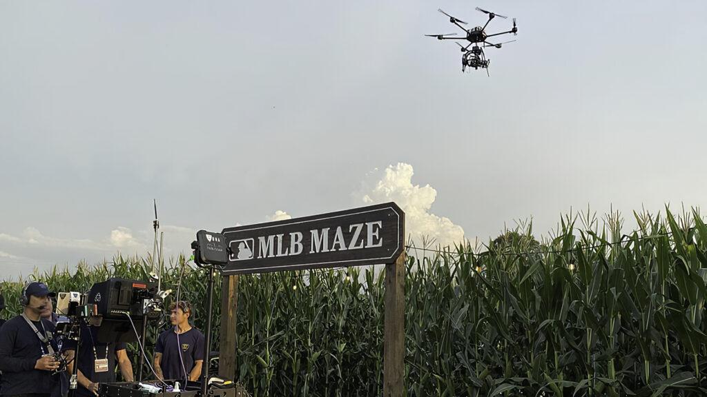 LiveU T-Mobile Drone