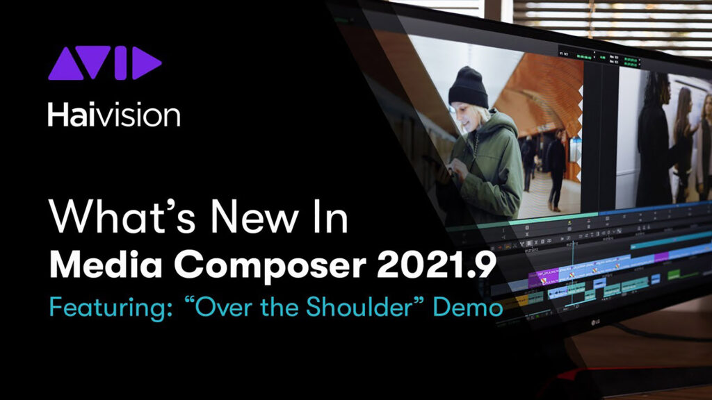 AVID Media Composer Webinar