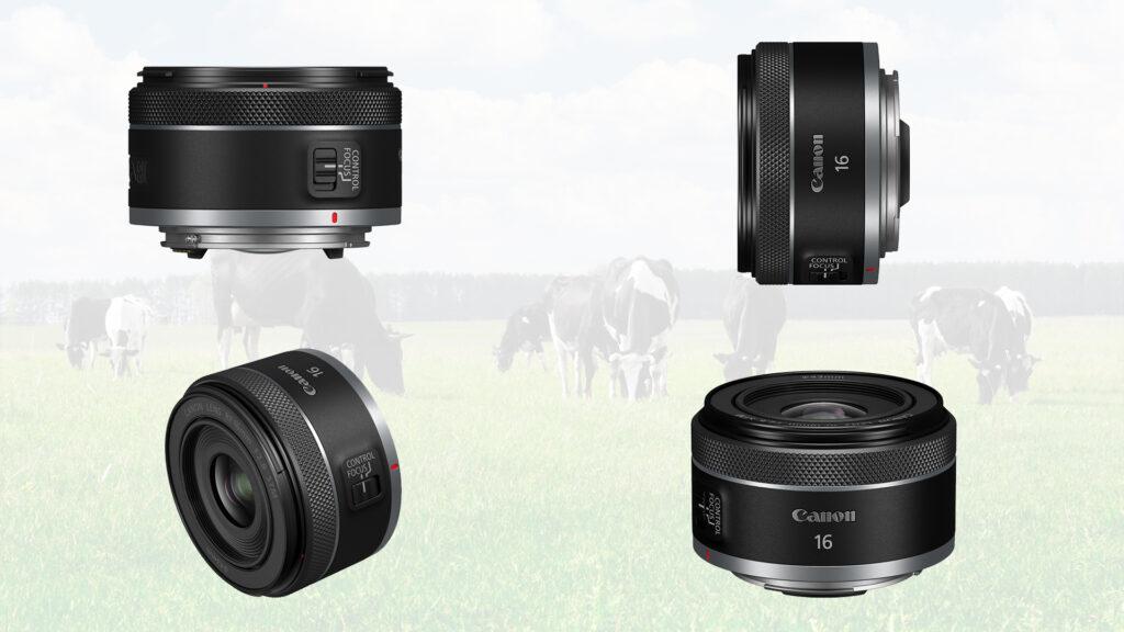 Canon HR RF16mm