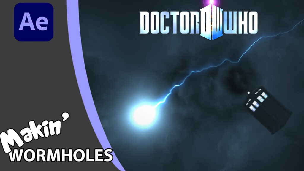 Doctor Who 2010 Wormholes
