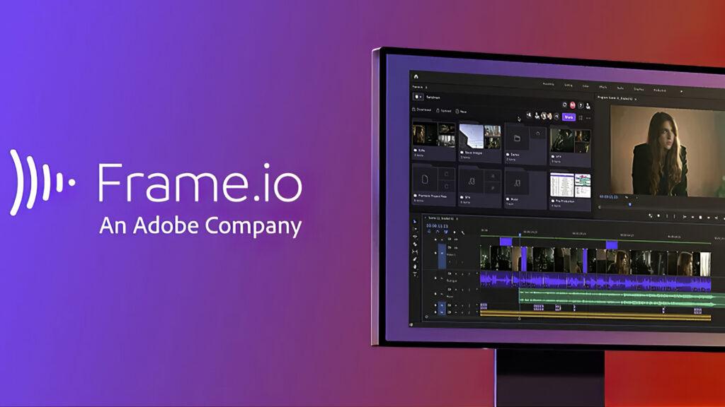 Frame.io an Adobe Company