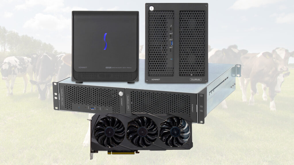 Sonnet AMD 6900xt Bundles