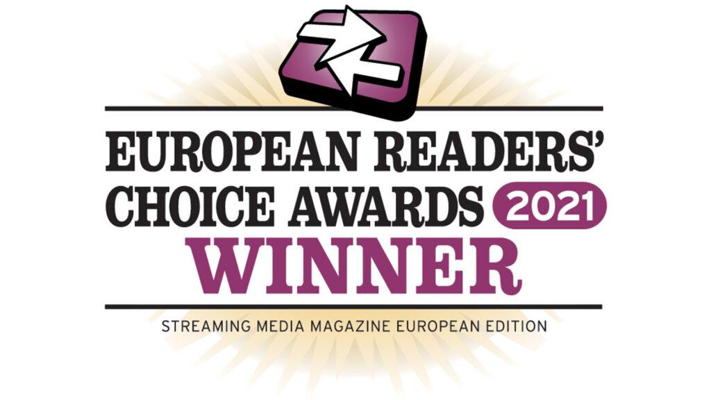 European Readers' Choice Awards 2021 Winner Blackbird