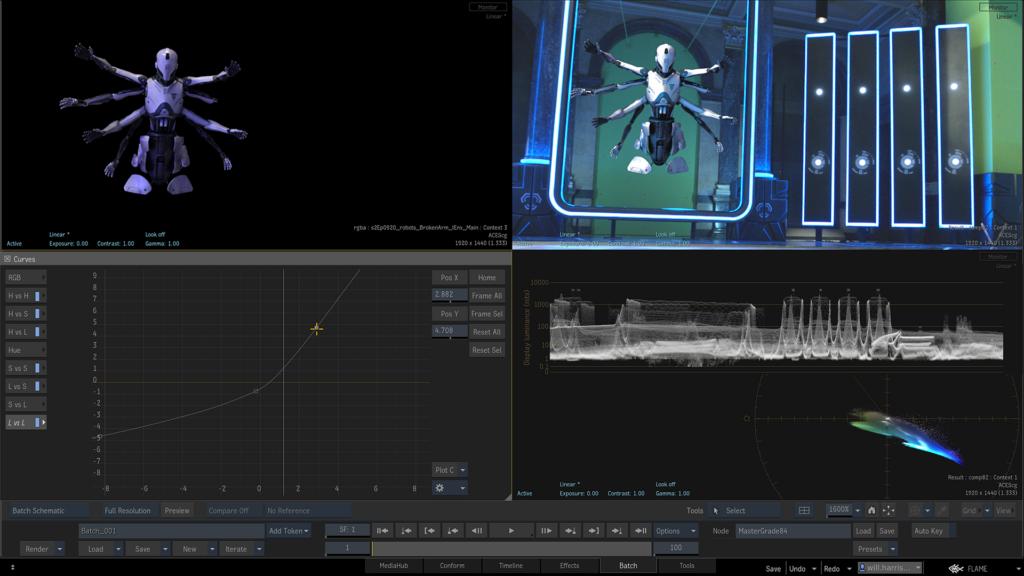 Autodesk Flame Enhancements