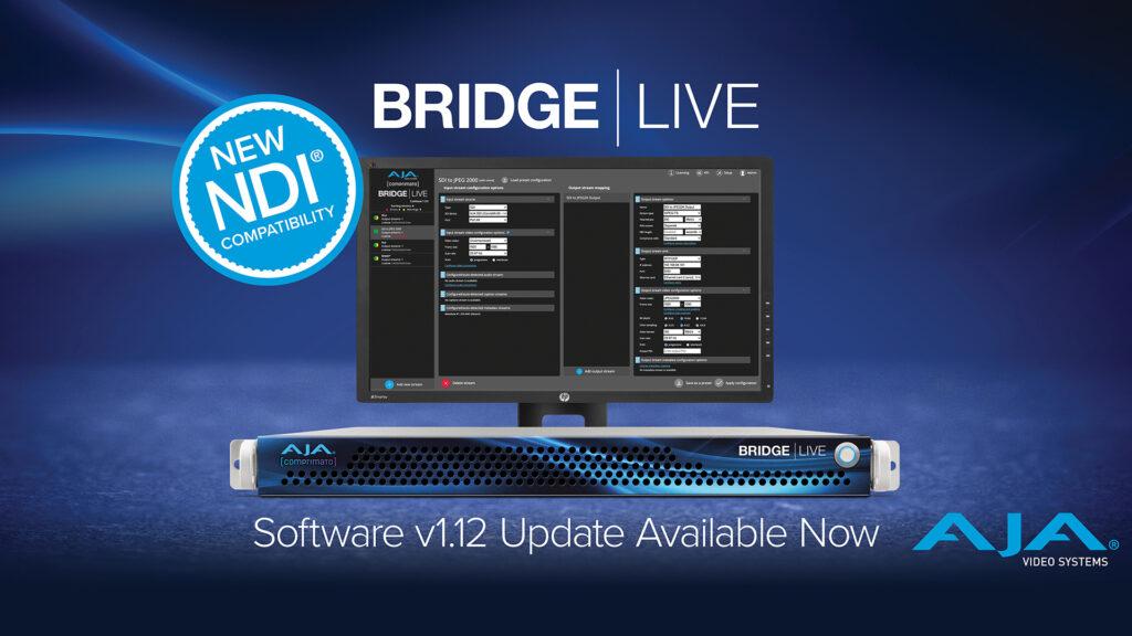 AJA BRIDGE LIVE v1.12