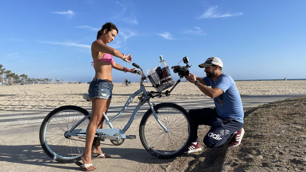 Cinematographer Johnny Derango LUMIX GH5 II