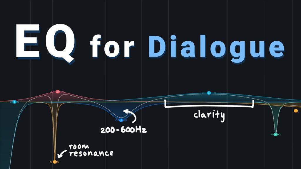 EQ for Dialogue