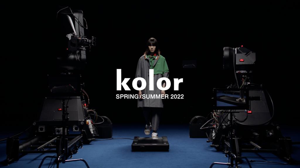 Kazunali Tajima Shootskolor's Spring Summer 2022 Collection