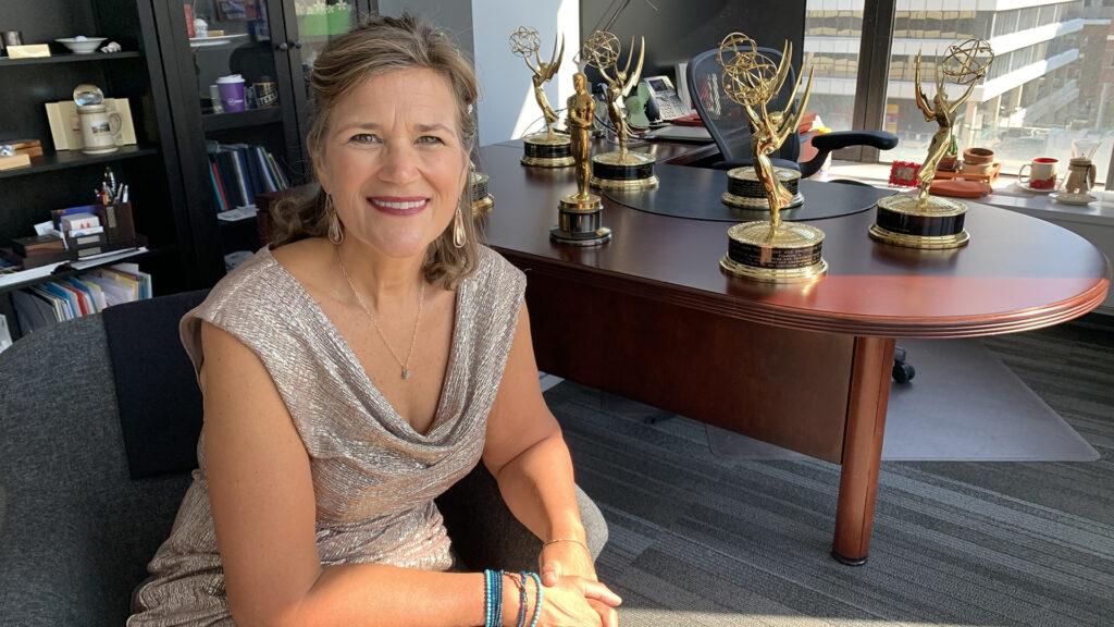 SMPTE Barbara H Lange Emmy